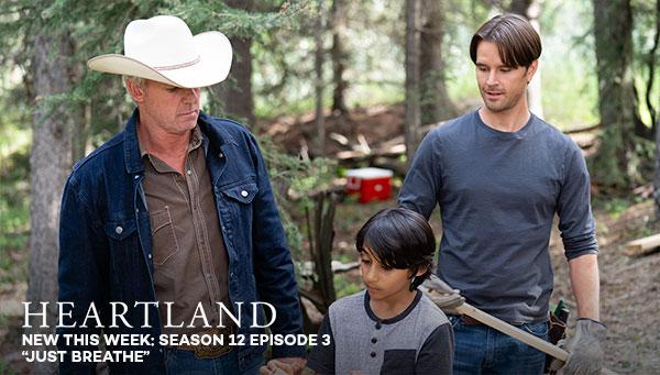 Heartland TV Show | UP Faith & Family Heartland Season 12 | UPFF