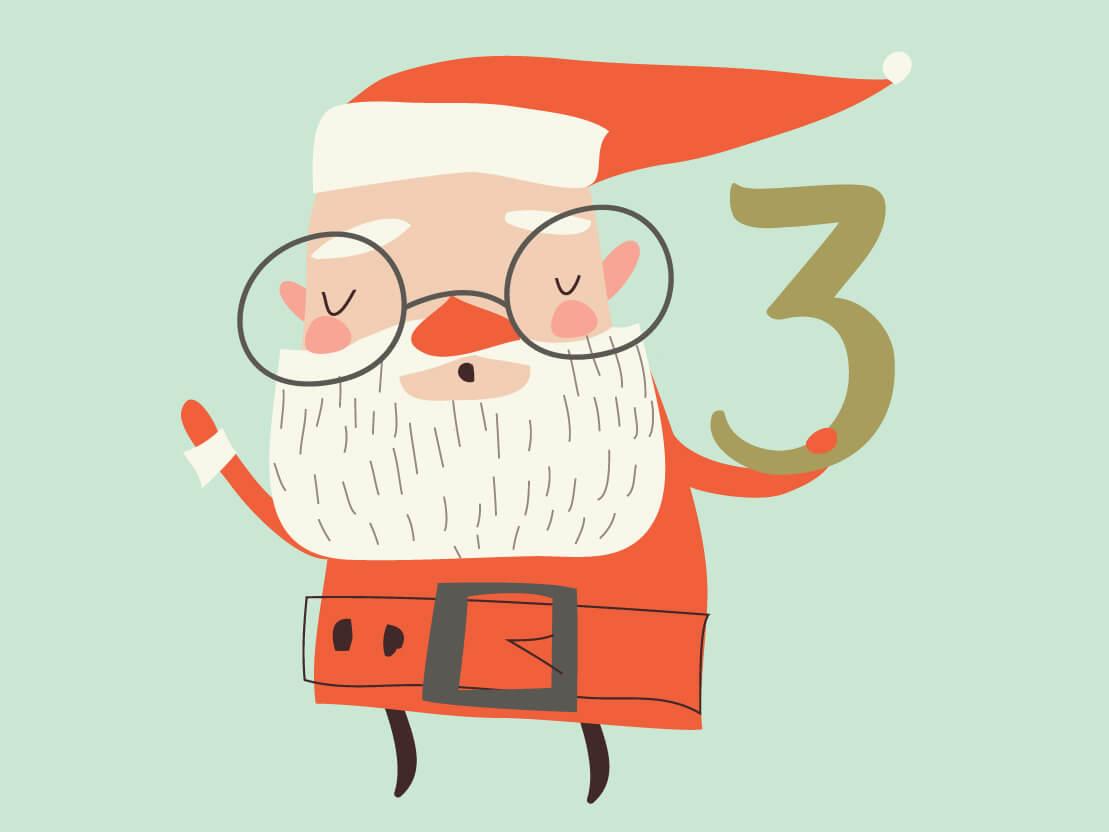 3. Christmas Advent Calendar 1.1