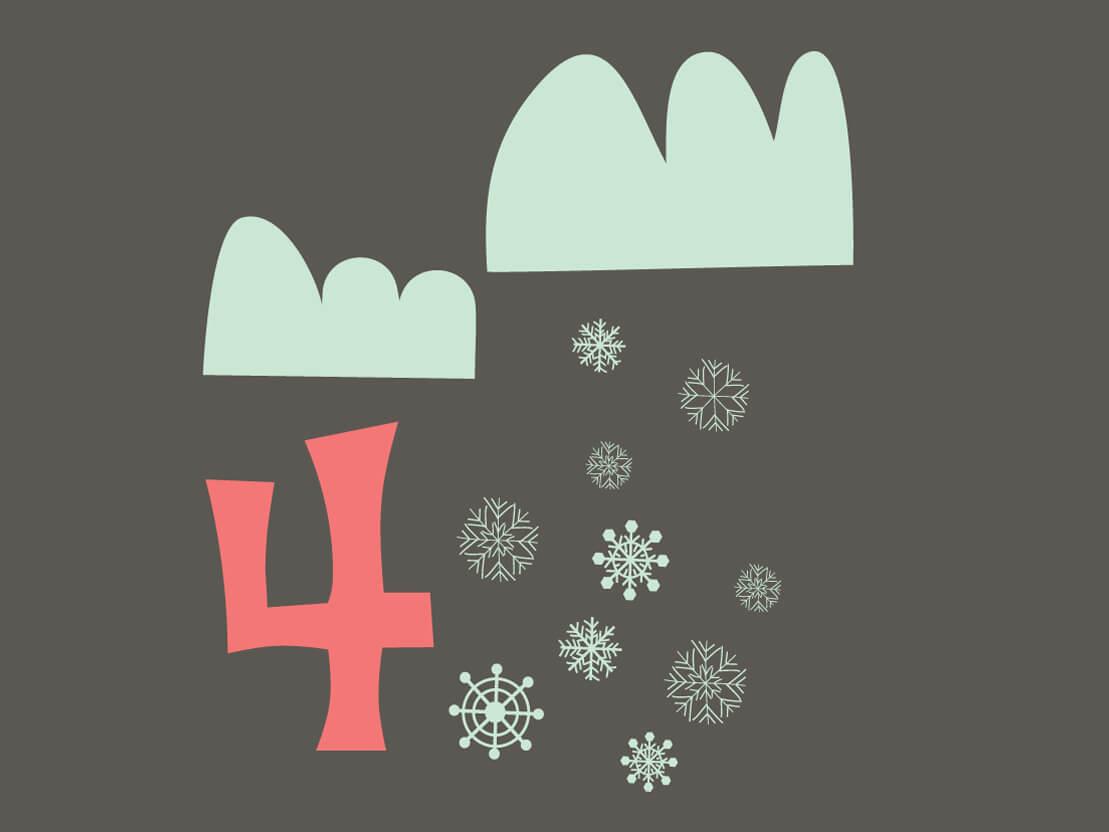 4. Christmas Advent Calendar 1.1